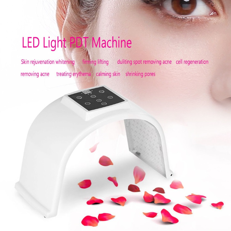 Portable LED Phototherapy Machine