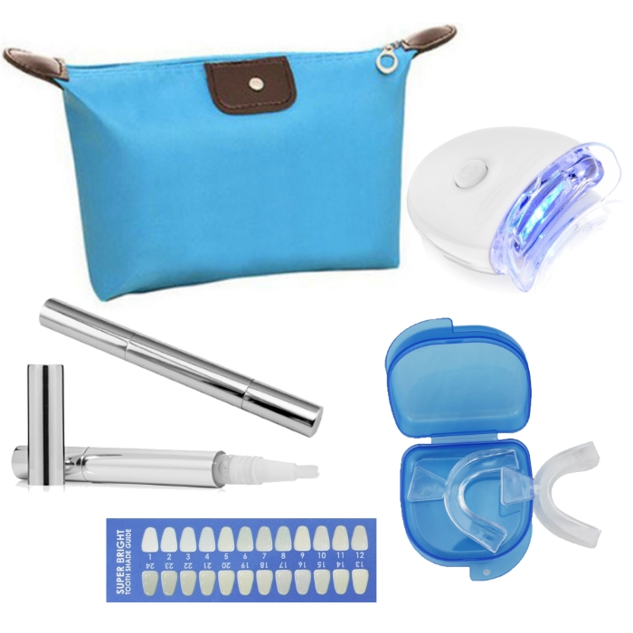 DIY Premium Teeth Whitening Kits LED Light NEW - RRP $79.95