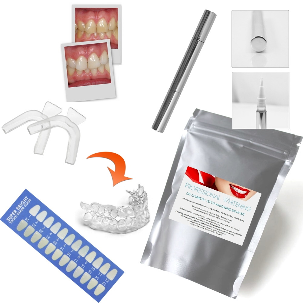 DIY Standard Teeth Whitening kits - RRP $29.95