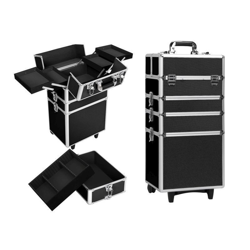 Travel Beauty Case - Black