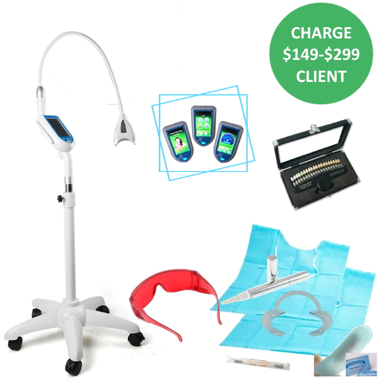 Teeth Whitening Starter Systems