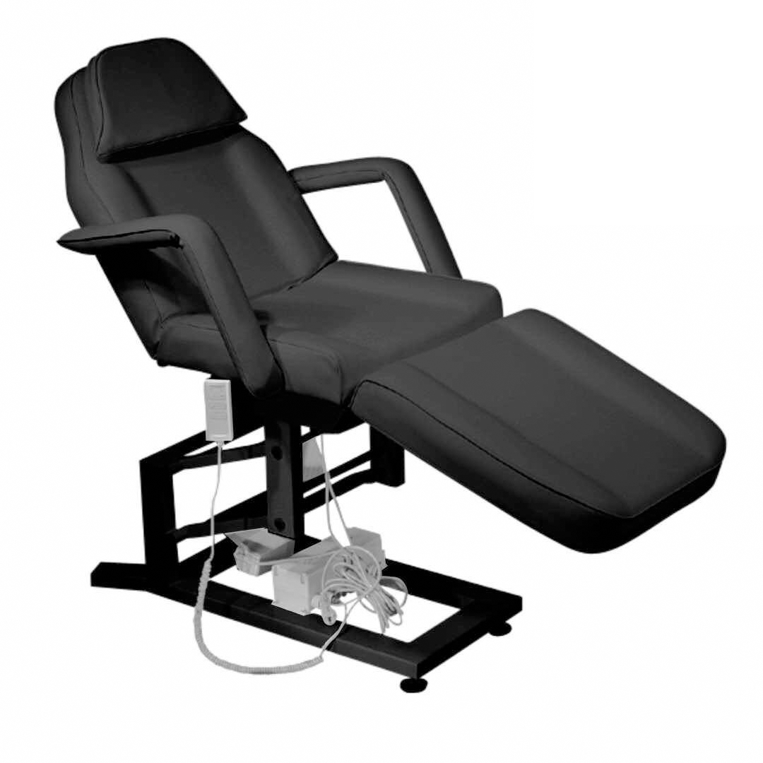 Electric Teeth Whitening Chair 3 Motor - Black