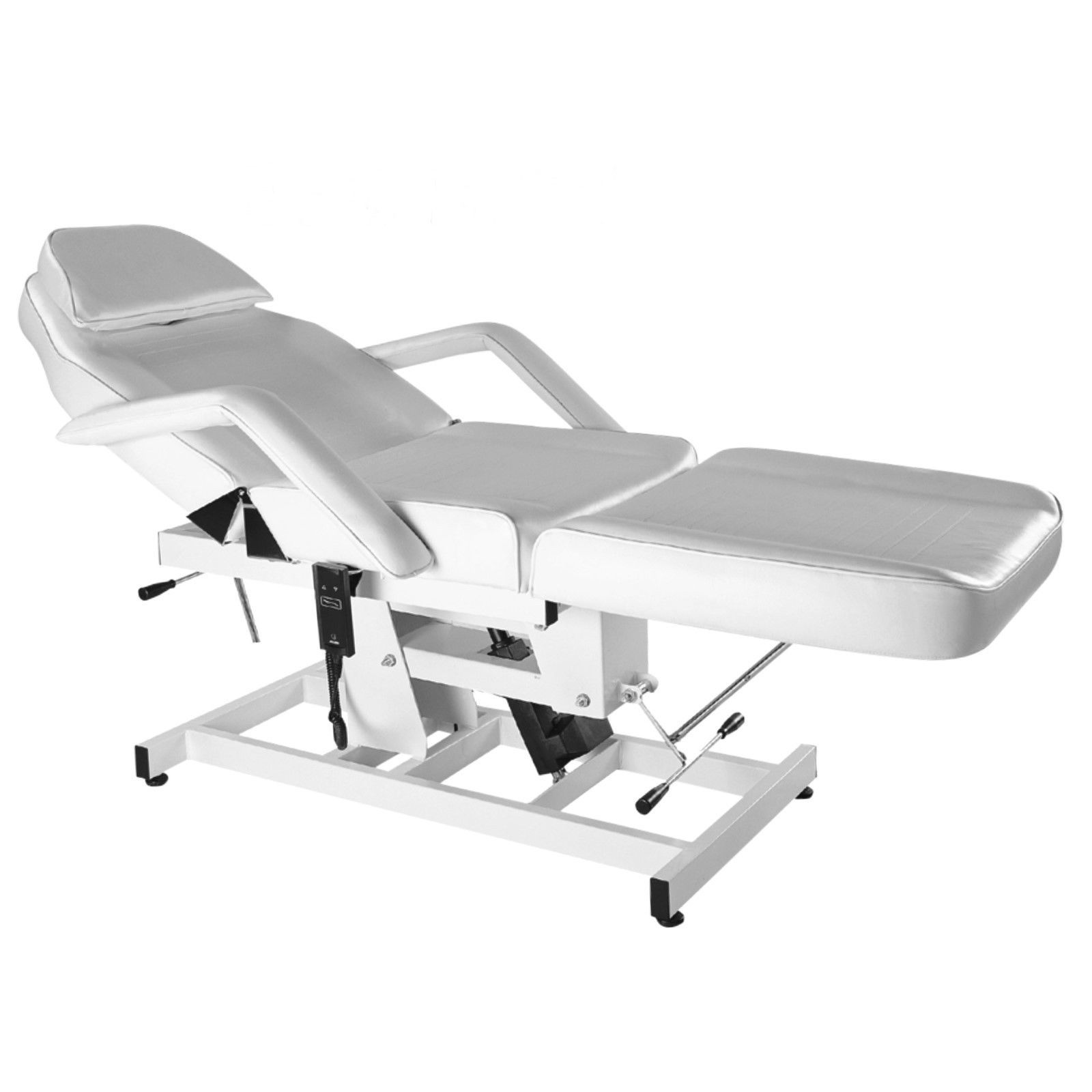 Electric Beauty Bed 1 Motor White
