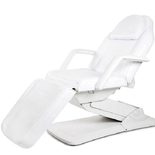 Heavy Duty Electric Teeth Whitening Chair 3 Motor - White