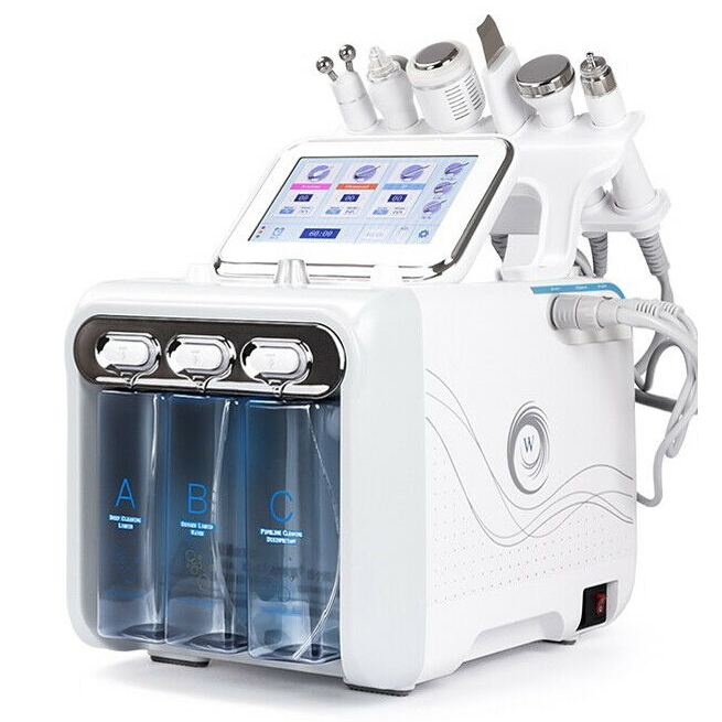 Hydra Facial 6 in 1 Professional Beauty Machine