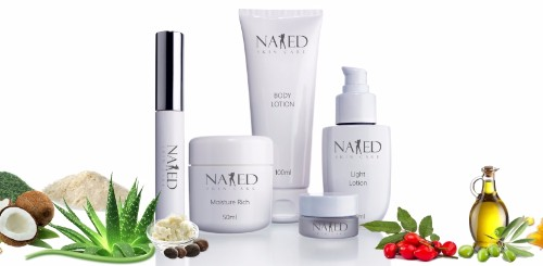 Private Label Skin Care Samples