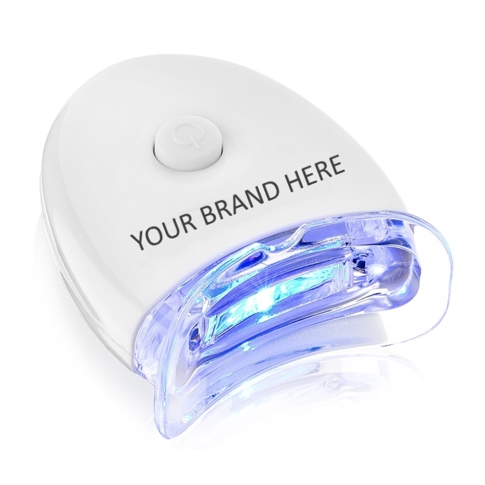 Private Label LED DIY Teeth Whitening Light