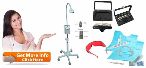 Teeth Whitening Business Kit